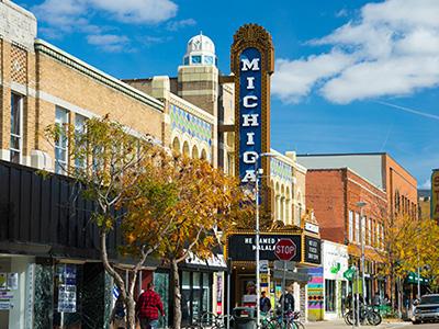 Brighton, Michigan