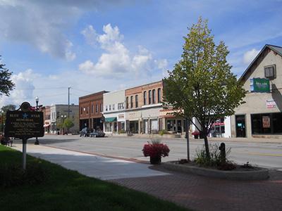 Pinckney, Michigan